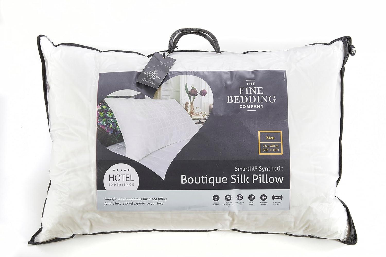 The Fine Bedding Company Boutique Silk Pillow by The Fine Bedding Company
