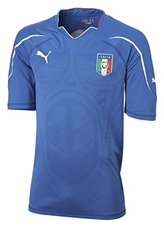 Italia – Camiseta de fútbol PUMA 736650 – 01 verde Talla:152