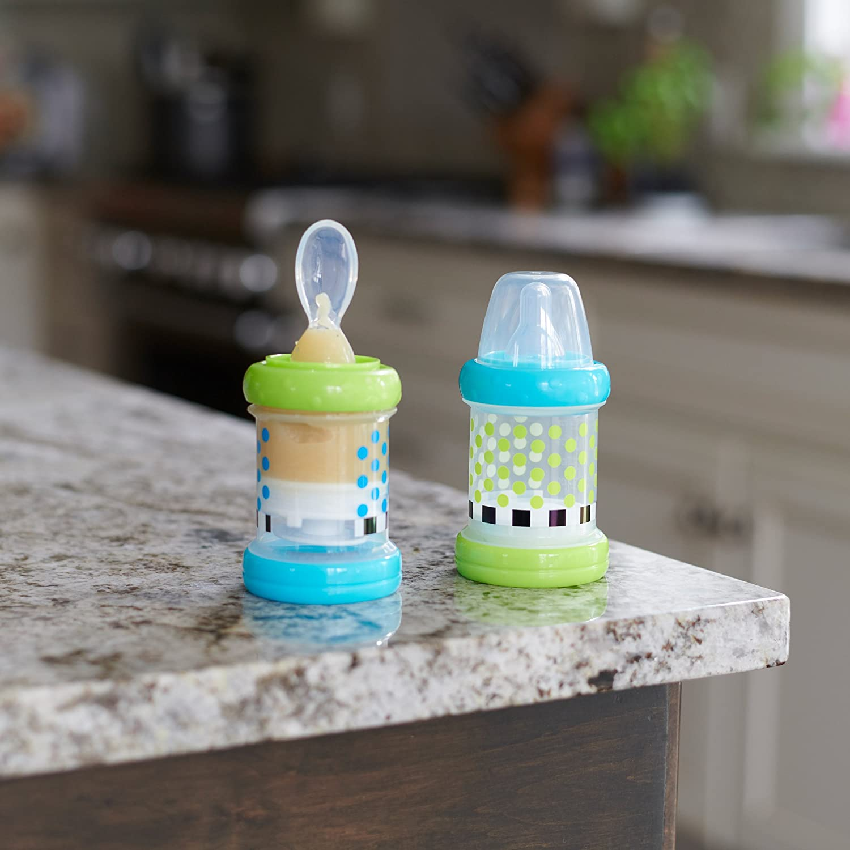 Amazoncom Sassy Baby Food Nurser 4 Months Set Of 2 4oz 100