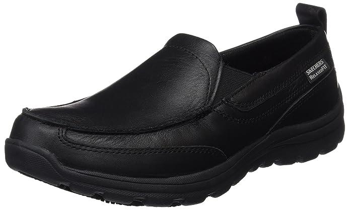 e8df7c2c Skechers Hobbes, Calzado de protección para Hombre: Amazon.es: Zapatos y  complementos