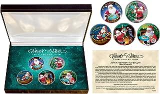 product image for Santa Claus JFK Half Dollar Coin Box Set