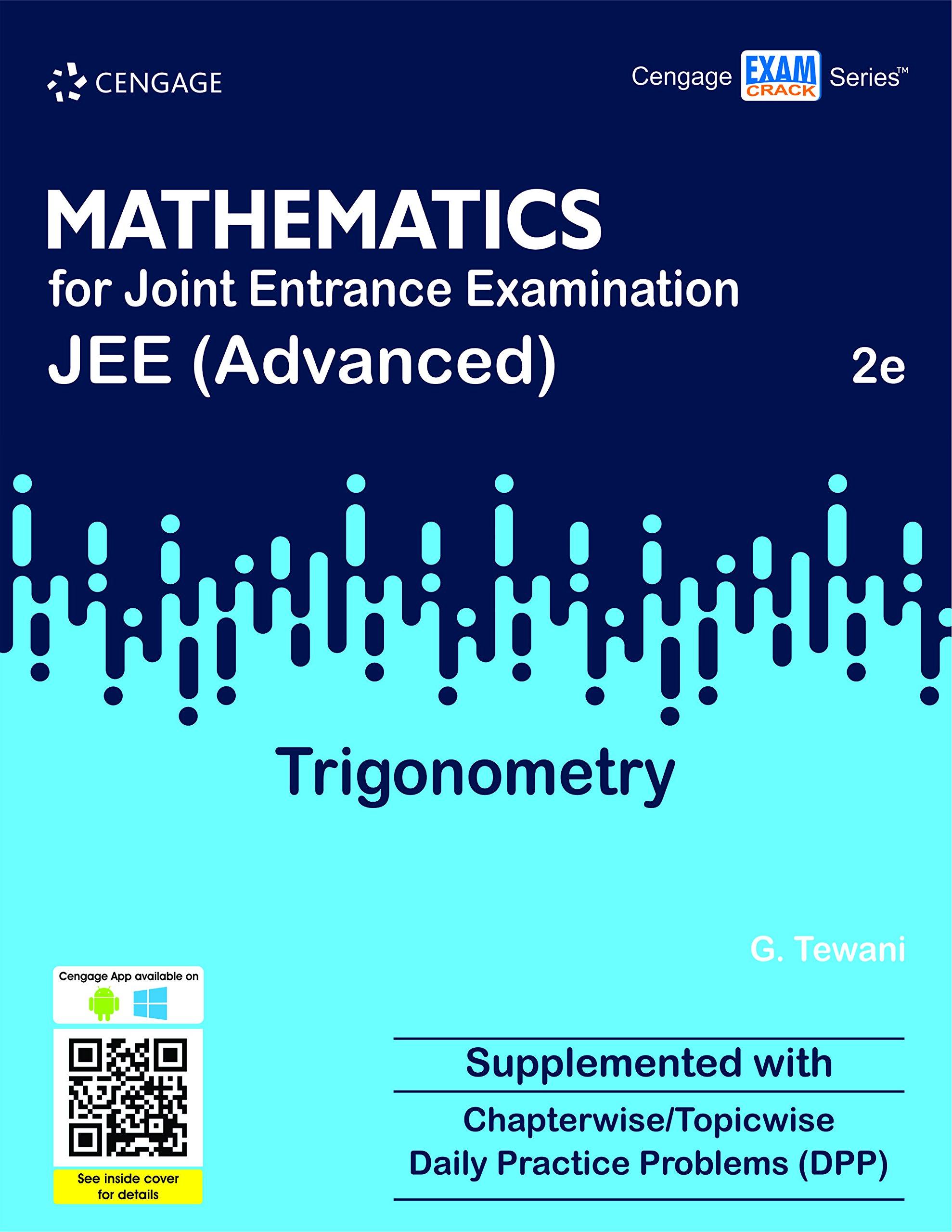 Mathematics for Joint Entrance Examination JEE Advanced