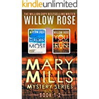 Mary Mills Mystery Series: Vol 1-2 book cover