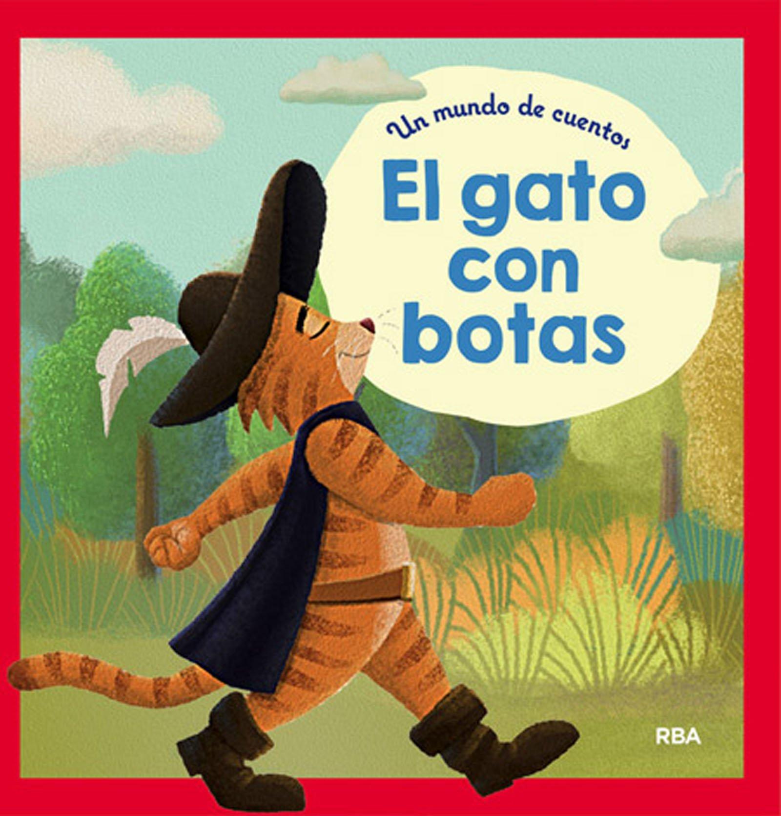 Un mundo de cuentos: El gato con botas COFRE ENCANTADO: Amazon.es ...