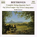 Complete String Quartets, Vol. 9