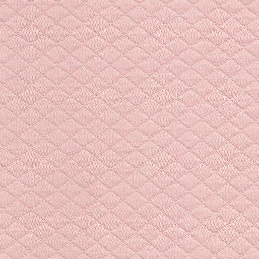 Higgs & Higgs – Acolchado Suave Algodón Jersey – Pastel rosa ...