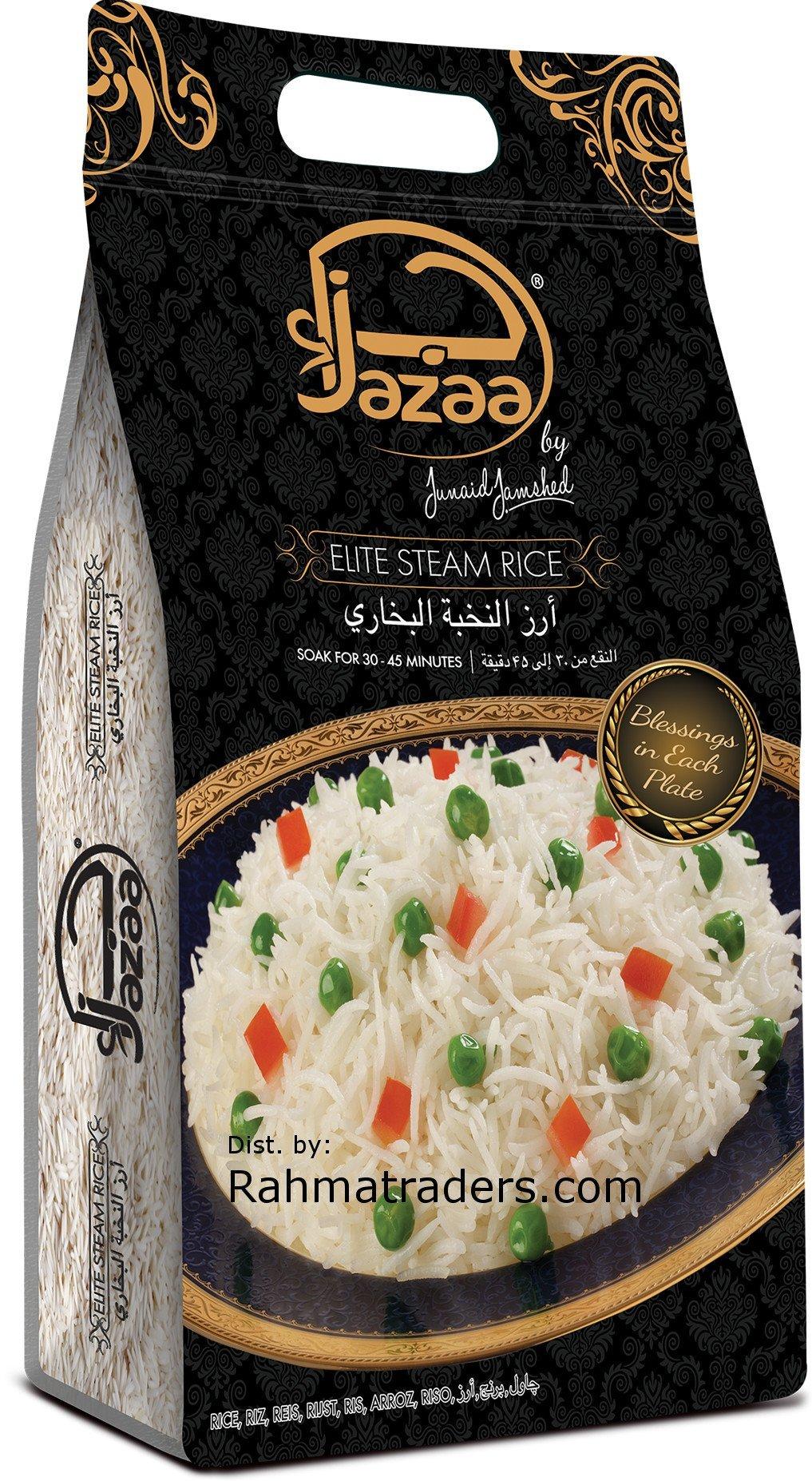Jazaa Elite Steam Rice