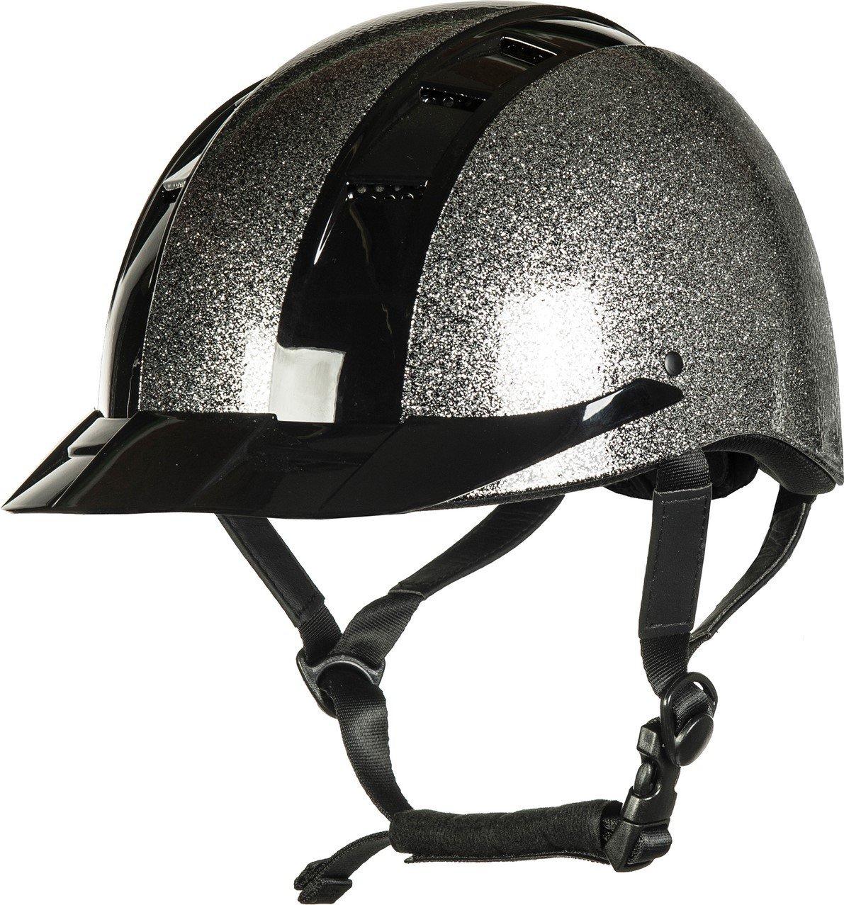 HKM Casque d'équitation–Glitter Special