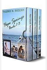 Hope Springs Books 1-3: A Christian Romance Box Set (Hope Springs Box Sets Book 1) Kindle Edition