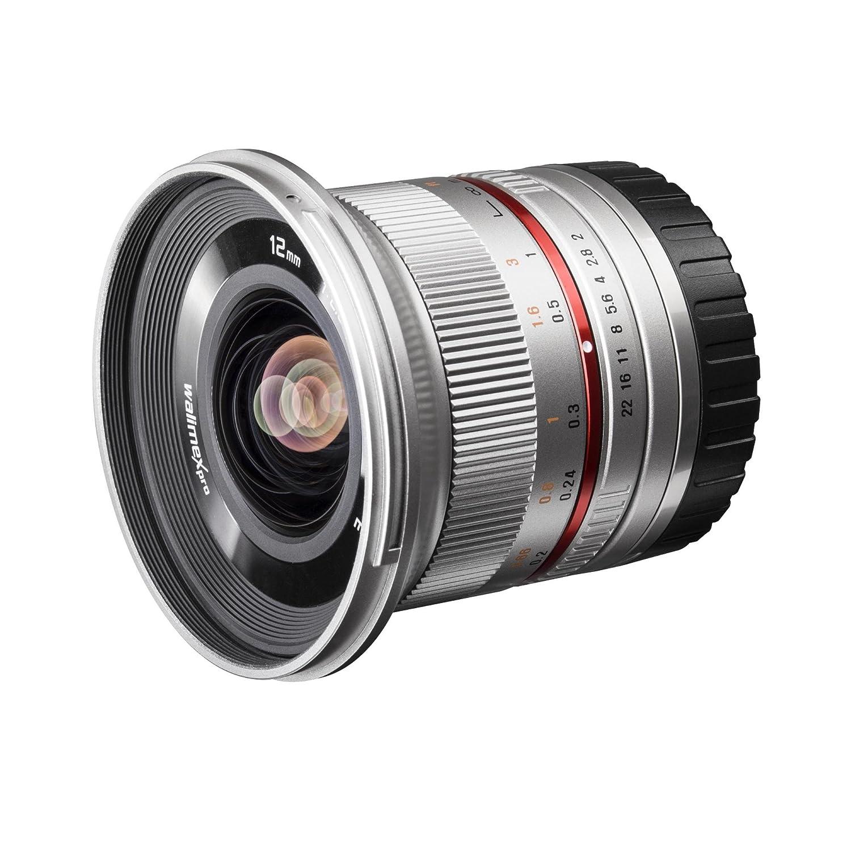 Walimex Pro 12 mm 1:2.0 CSC-Weitwinkelobjektiv für: Amazon.de: Kamera
