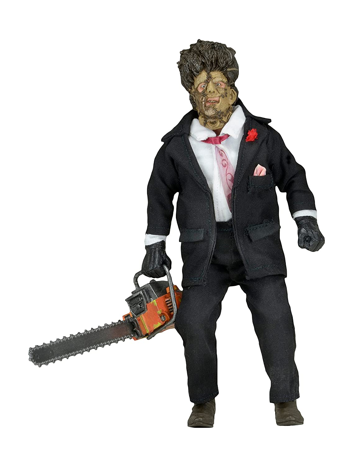 NECA Texas Chainsaw Massacre 2-8 Leatherface Clothed Figure