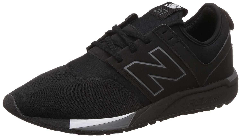 New Balance Herren 247 Classic Mesh Sneaker  12 US - 46.5 EU|schwarz