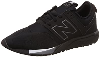 new balance Men s 247 Black Sneakers - 10 UK India (44.5 EU) (10.5 ... d4c712247b