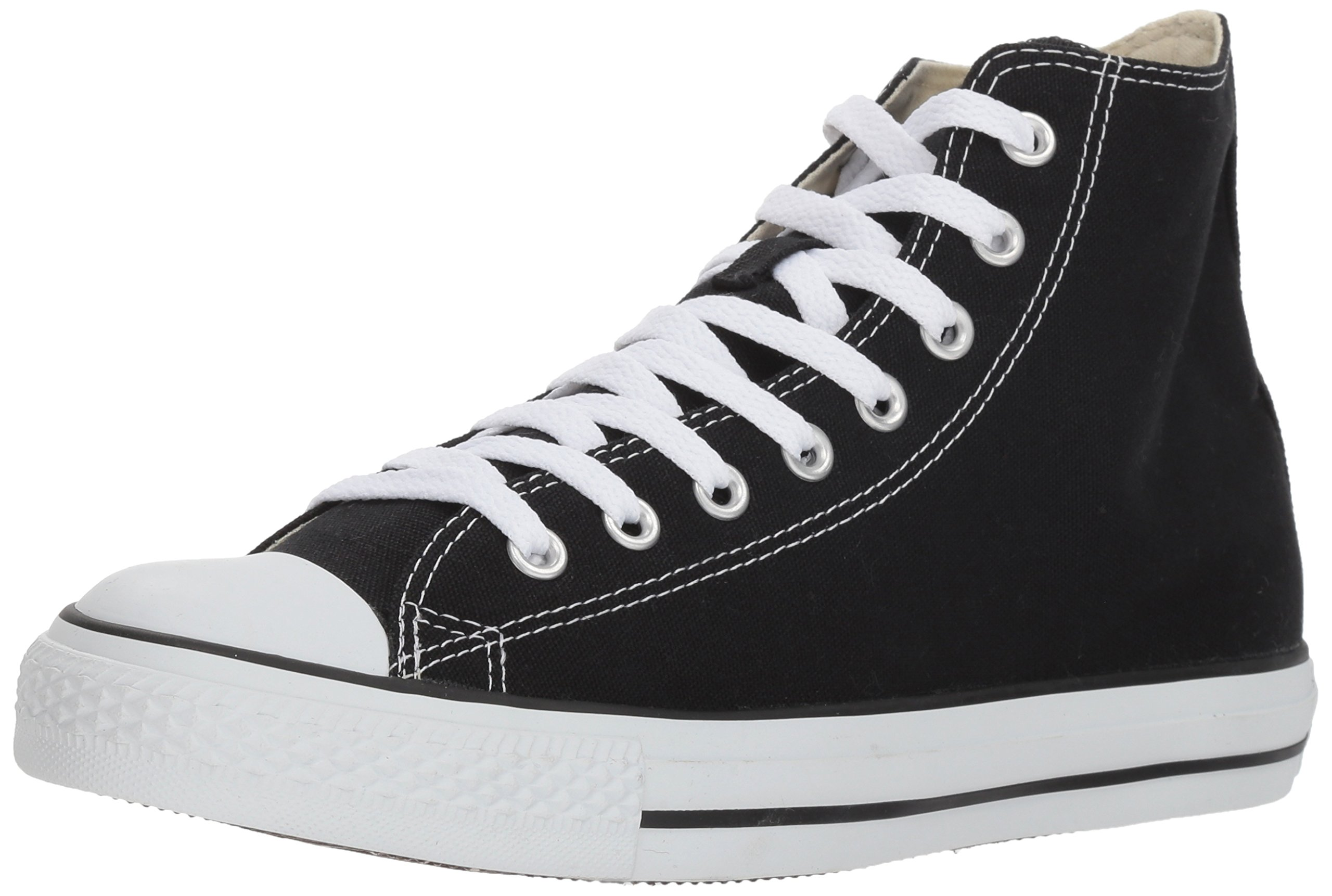 Converse Chuck Taylor All Star High Top Shoe, Black, 10 M US