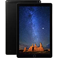 RONSHIN - Tablet de 10,1 Pulgadas 8+128 GB 4G-LTE IPS HD Screen Dual Card Phone Call Tablet PC, Negro, (Black US Plug)
