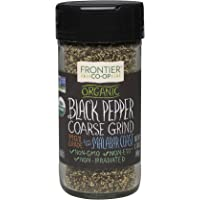 Frontier Natural Products Coarse Grind Black Pepper (1.76-Ounce)