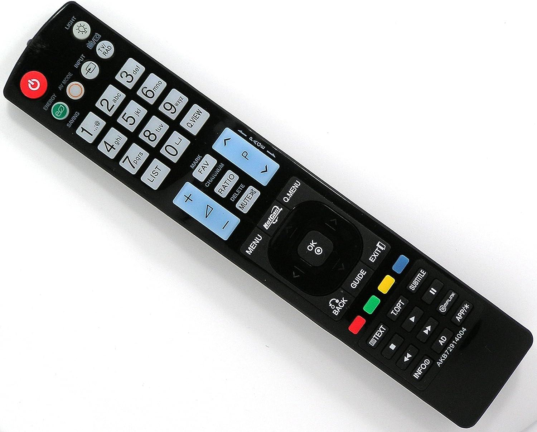 Mando a distancia de repuesto para televisores LG AKB72914004: Amazon.es: Electrónica