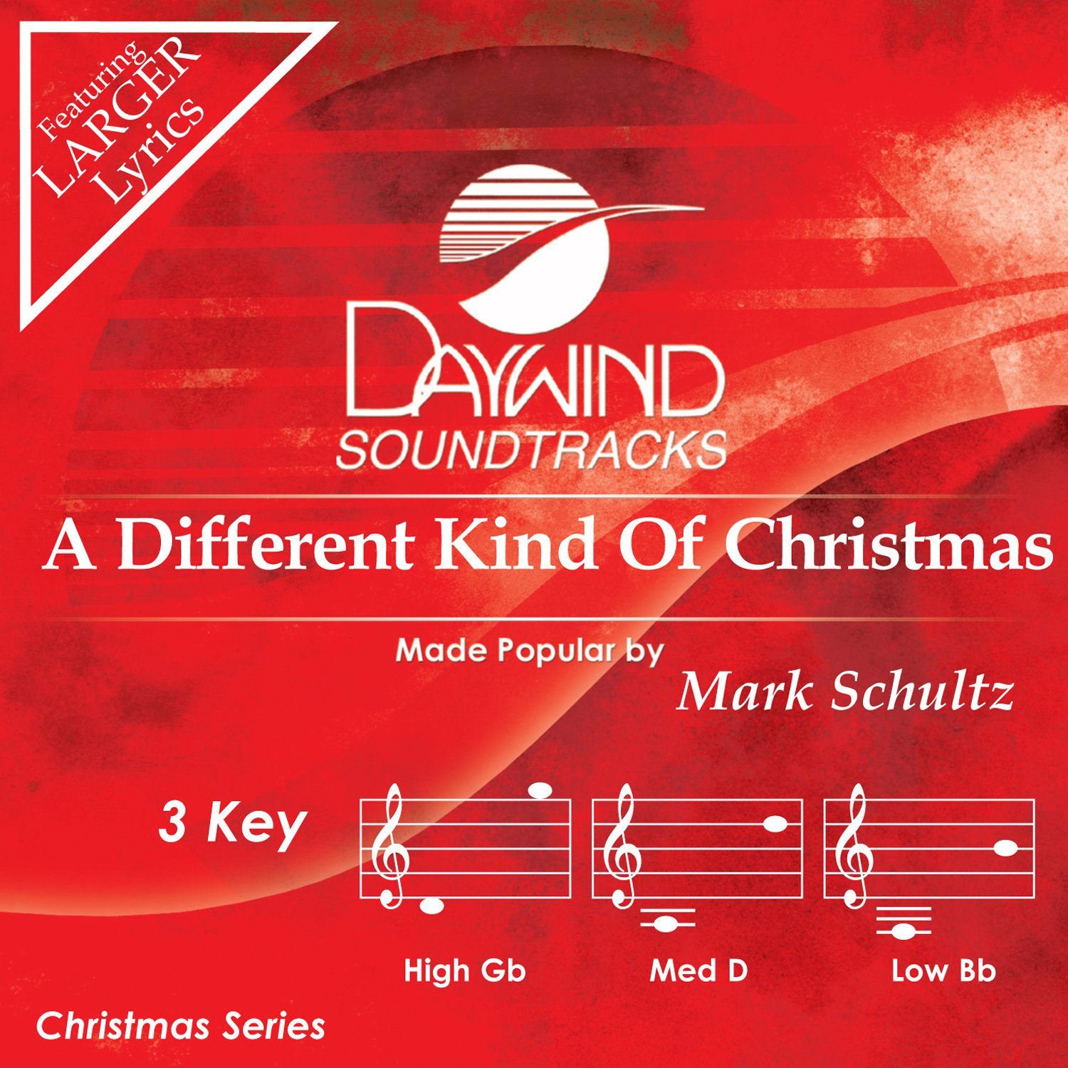 Mark Schultz - A Different Kind Of Christmas [Accompaniment ...