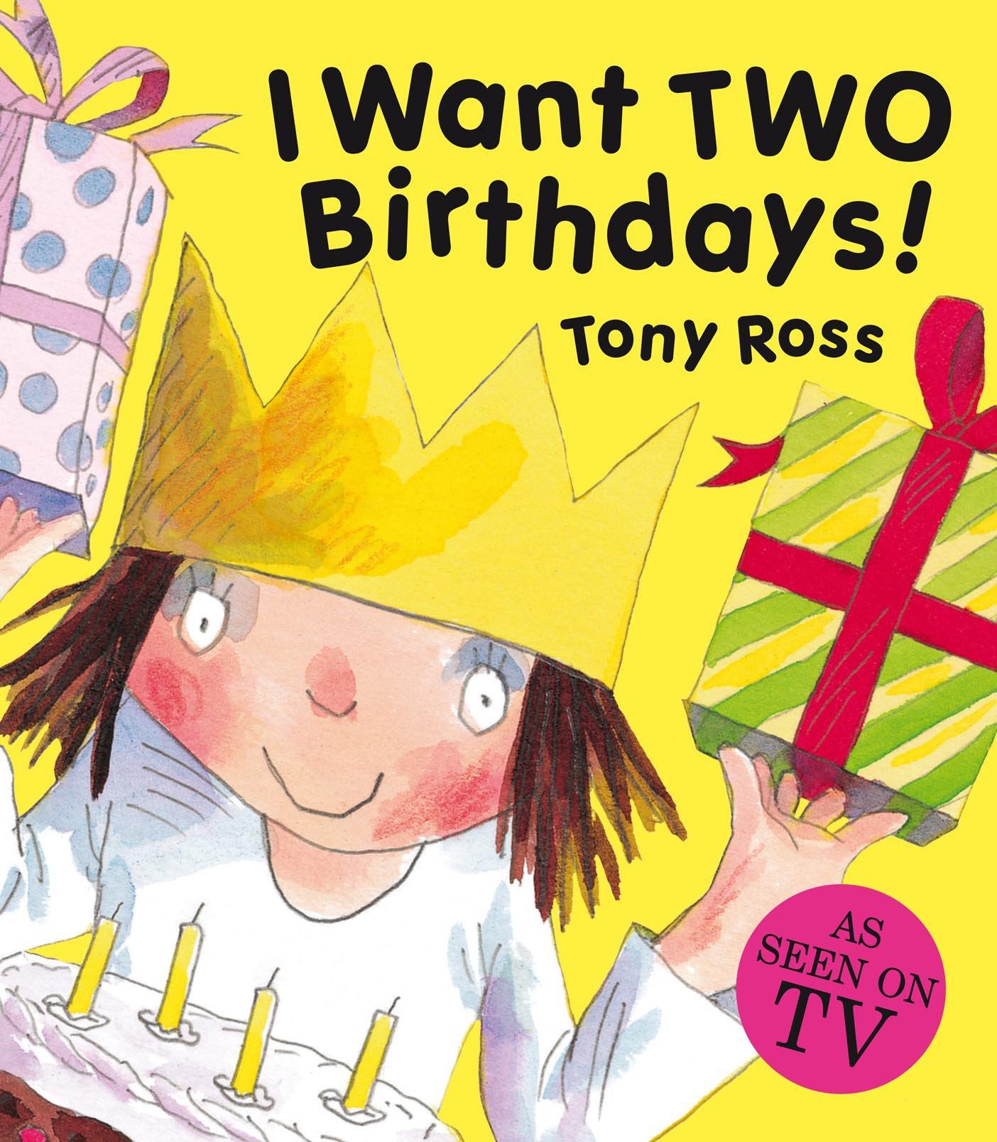 Read Online I Want Two Birthdays! (Little Princess) ebook