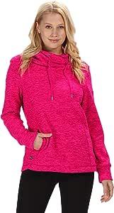 Regatta Kaylynn Overhead Snood-fit Hooded Fleece Forro Polar Mujer