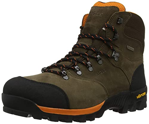 7a628a0e7e9 Aigle Men's Altavio Mid Gore-tex Hunting Shoes