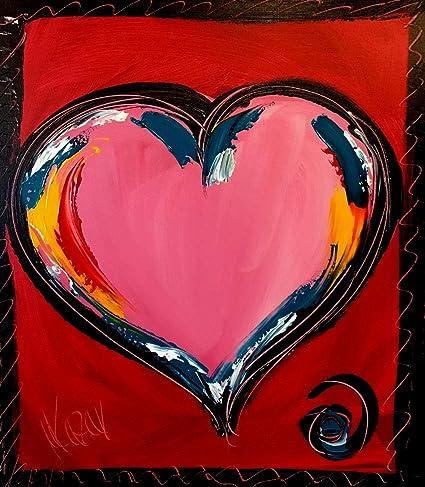 Amazon Com Mark Kazav Pop Art Fine Art Original Paintings