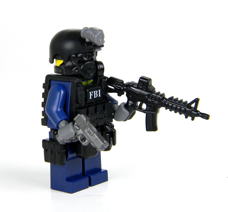 amazon com fbi swat critical incident response cirg officer