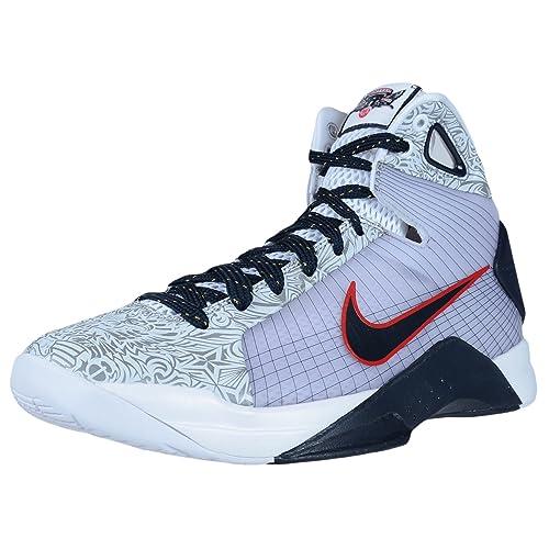 Nike - Zapatilla Basket Sintético Hombre Color: Blanca Talla: 12 D(M) US: Amazon.es: Ropa y accesorios