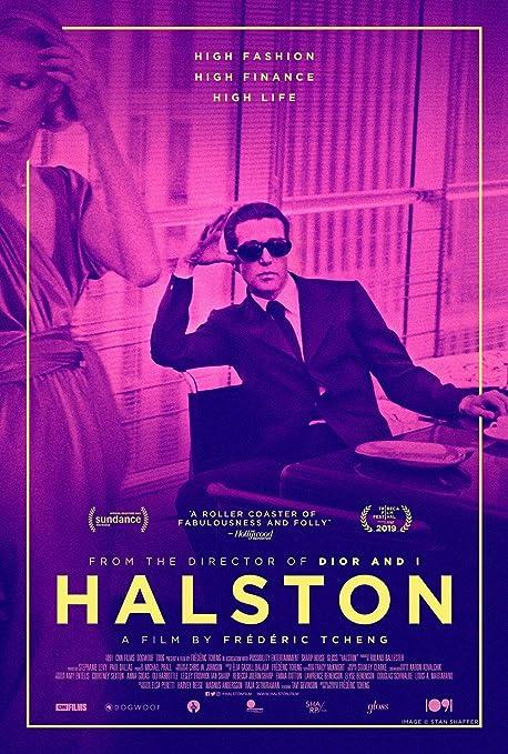 Lionbeen Halston - Movie Poster - Cartel de la Pelicula 70 X ...