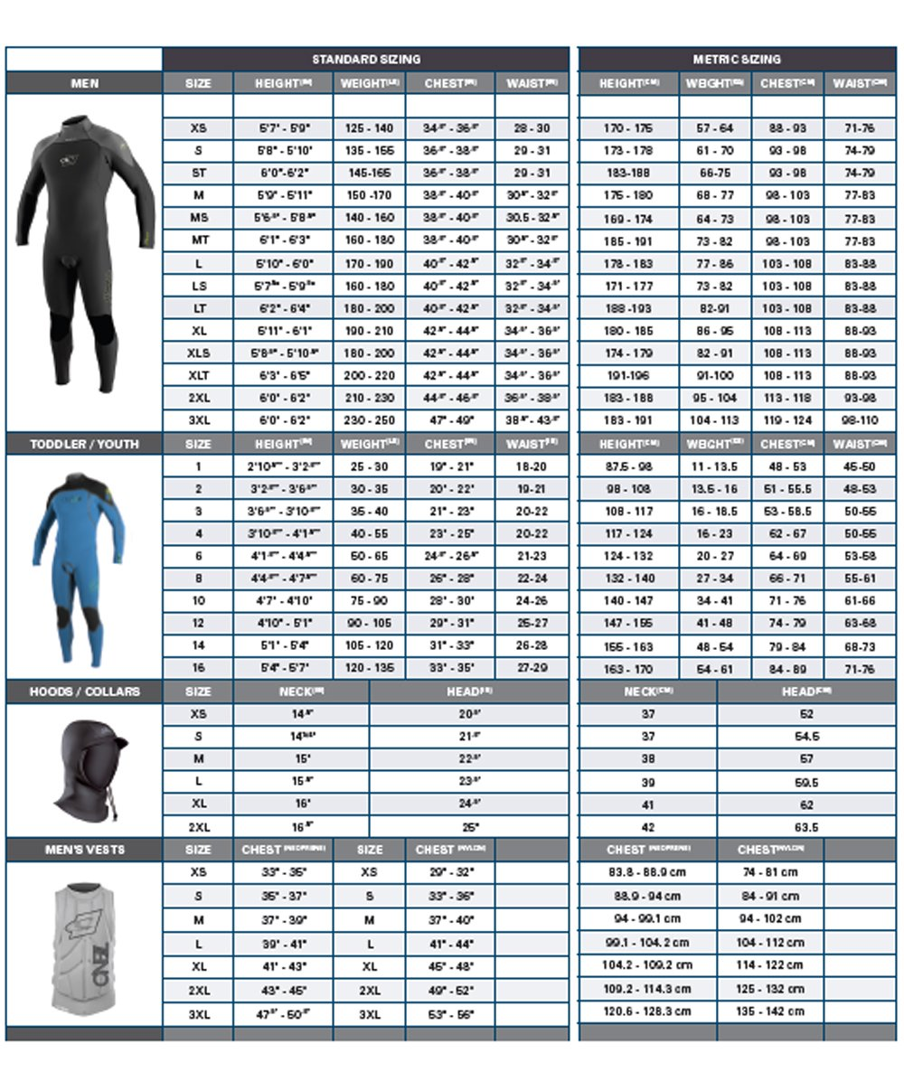 Amazon com o neill wetsuits mens 4 3 mm epic full suit sports