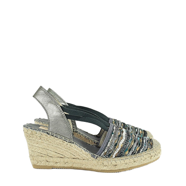 Sandalo Espadrillas Multicolore 39     Scarpe Scarpe  e borse 9c13b1