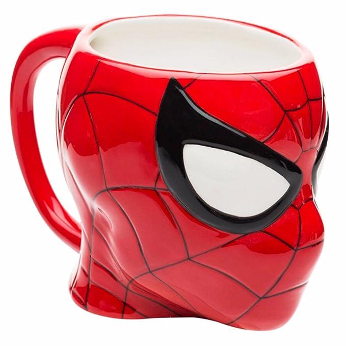 Spiderman 3d Taza