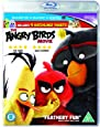 The Angry Birds Movie [Blu-ray 3D + Blu-ray + UV Copy] [2016] [Region A & B & C]