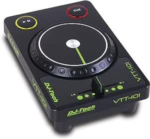 DJTECH VTT101 Digital DJ Turntable