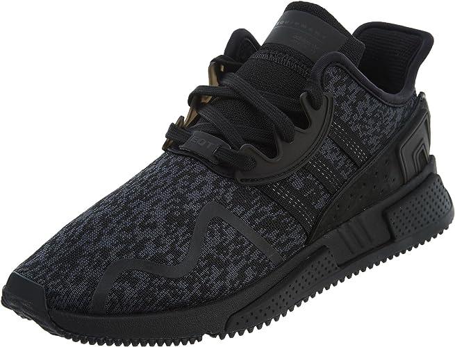 adidas Men EQT Cushion ADV (BlackCore BlackFootwear White)