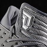 adidas Dame 3 Shoe Men's Basketball 8 Grey-White