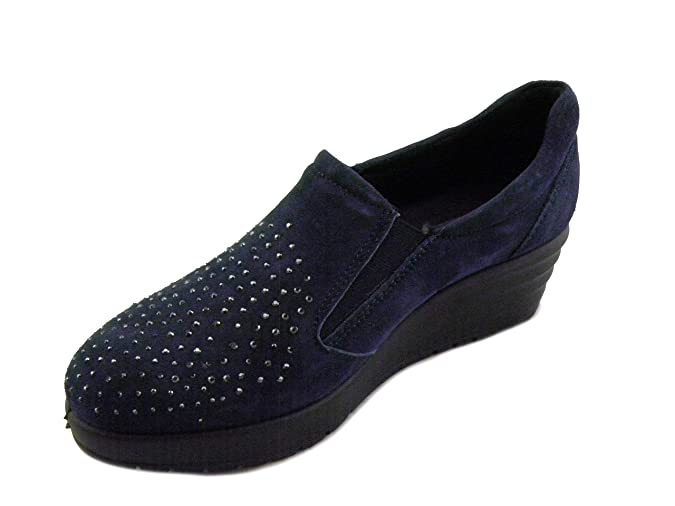 ENVAL SOFT Scarpa Comoda Donna 2256922 Blu i180184 40  Amazon.it  Scarpe e  borse f8e81f6002c