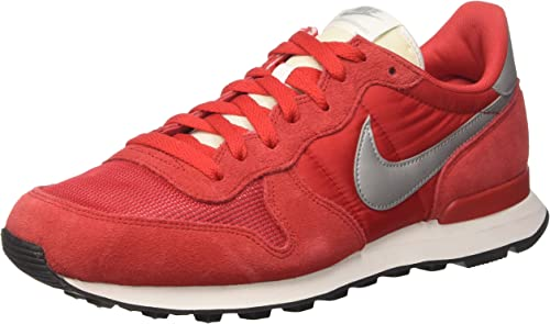 Nike Internationalist, Chaussures de Course Homme, Rouge
