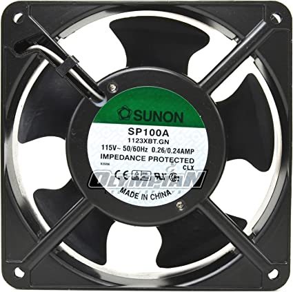 SUNON FAN MODEL SP100A 115VAC 50//60HZ NEW