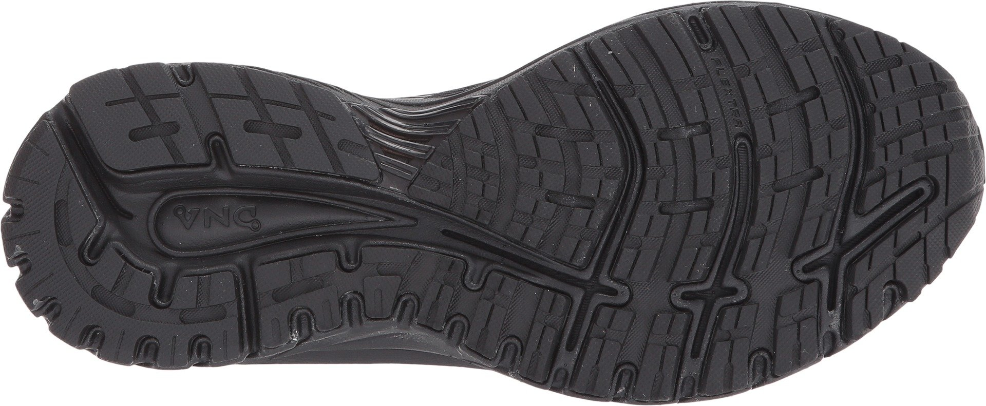 Brooks Women's Adrenaline GTS 18 Black/Black 7.5 B US by Brooks (Image #3)