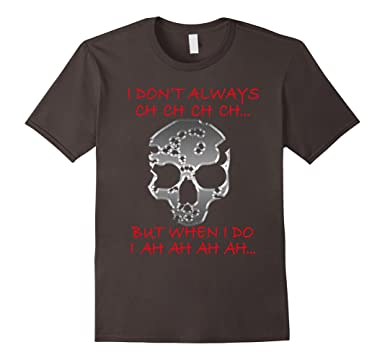 Amazon.com: Funny Halloween. Friday the 13th. Halloween Tshirt red ...