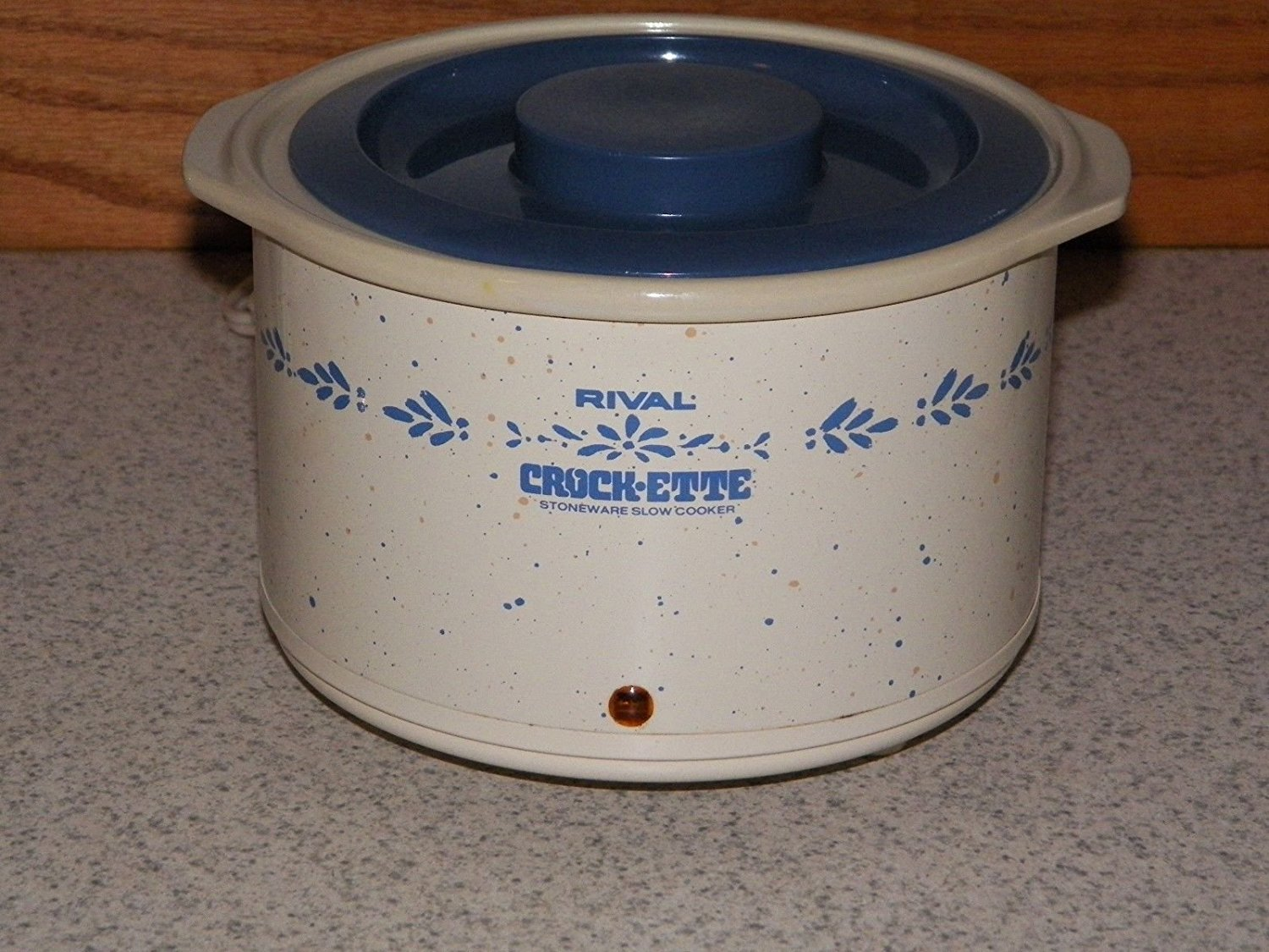 Rival Crock-ette 1 Quart Slow Cooker