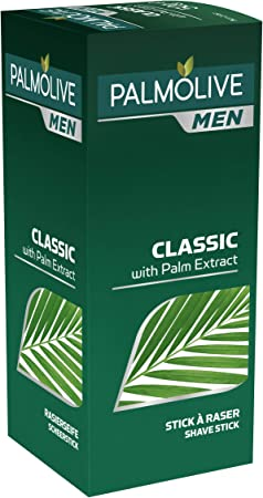 Palmolive Men Classic With Palm Extract Shaving Soap 50g Drogerie Körperpflege