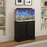Ameriwood Home Harbor 29 - 37 Gallon Aquarium