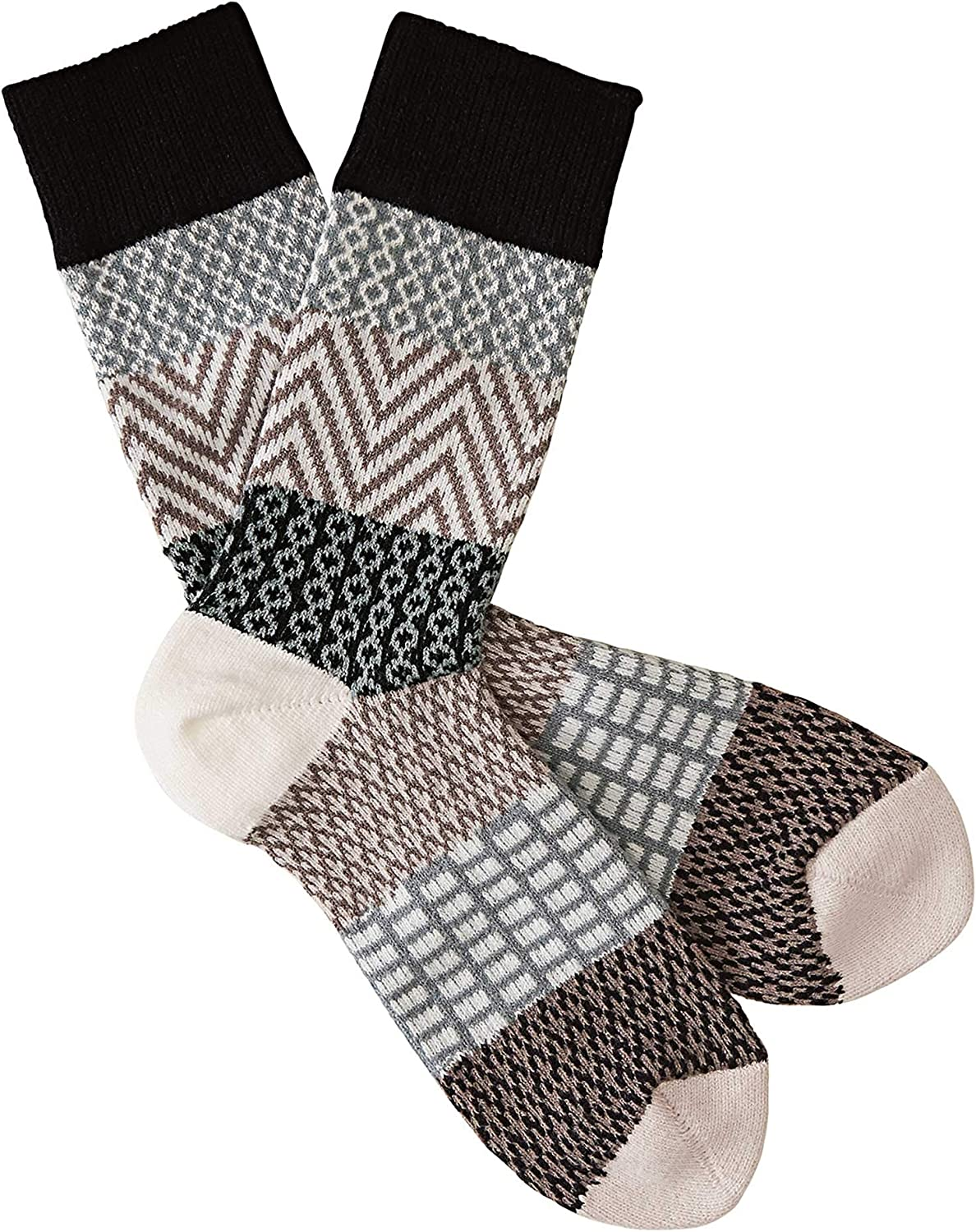 World/'s Softest Socks Madeline Weekend Collection NEW Crew Length