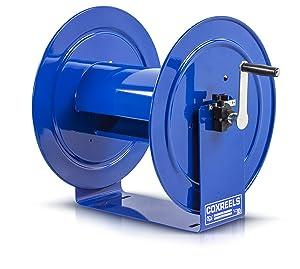 """Coxreels V-117-850 Vacuum hand crank reel, 1-1/2"""" x 50'"""