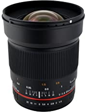 Samyang SY24M-NX 24mm Wide Angle Lens for Samsung NX