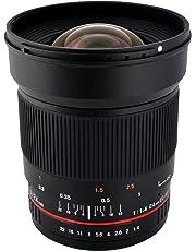Samyang SY24M-NX 24mm Wide Angle Lens for Samsung NX