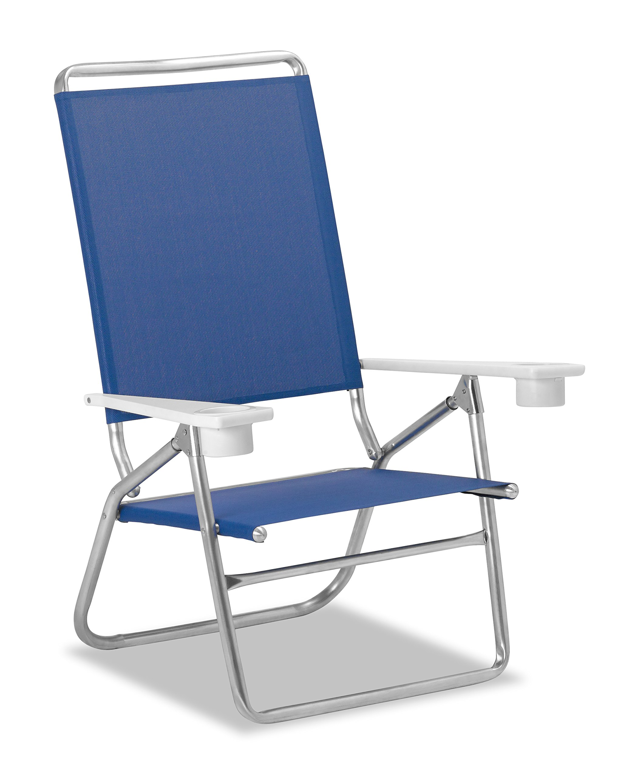 Telescope Casual M51135D01 Light 'n Easy High Boy Mini-Sun Chaise, Cobalt/Blue by Telescope Casual