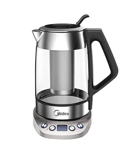 Review Electric Glass Tea Kettle